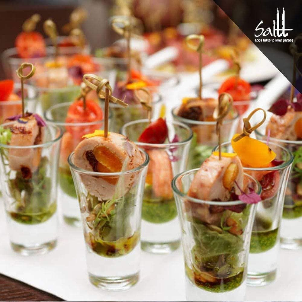 Wedding Caterers In Delhi Ncr For A Heavenly Menu At Your Big Day Wedding Food Food Finger Foods