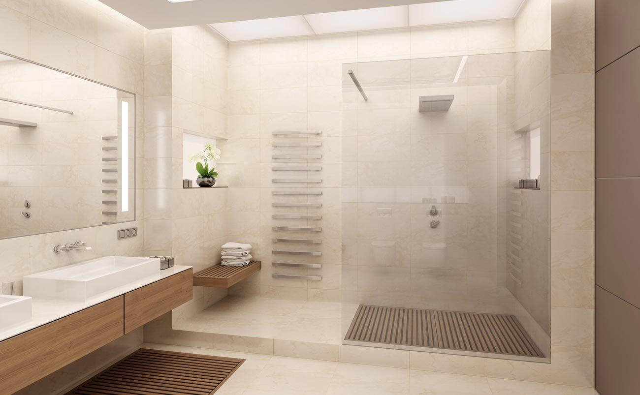 Badrenovierung Von Experten Bad Sanieren Lassen Modernes Badezimmerdesign Badezimmer Innenausstattung Badezimmer Renovieren