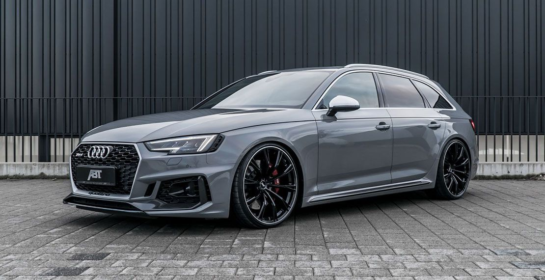 2018 Abt Audi Rs4 With 510 Hp Audi Rs4 Audi Cars Audi Allroad