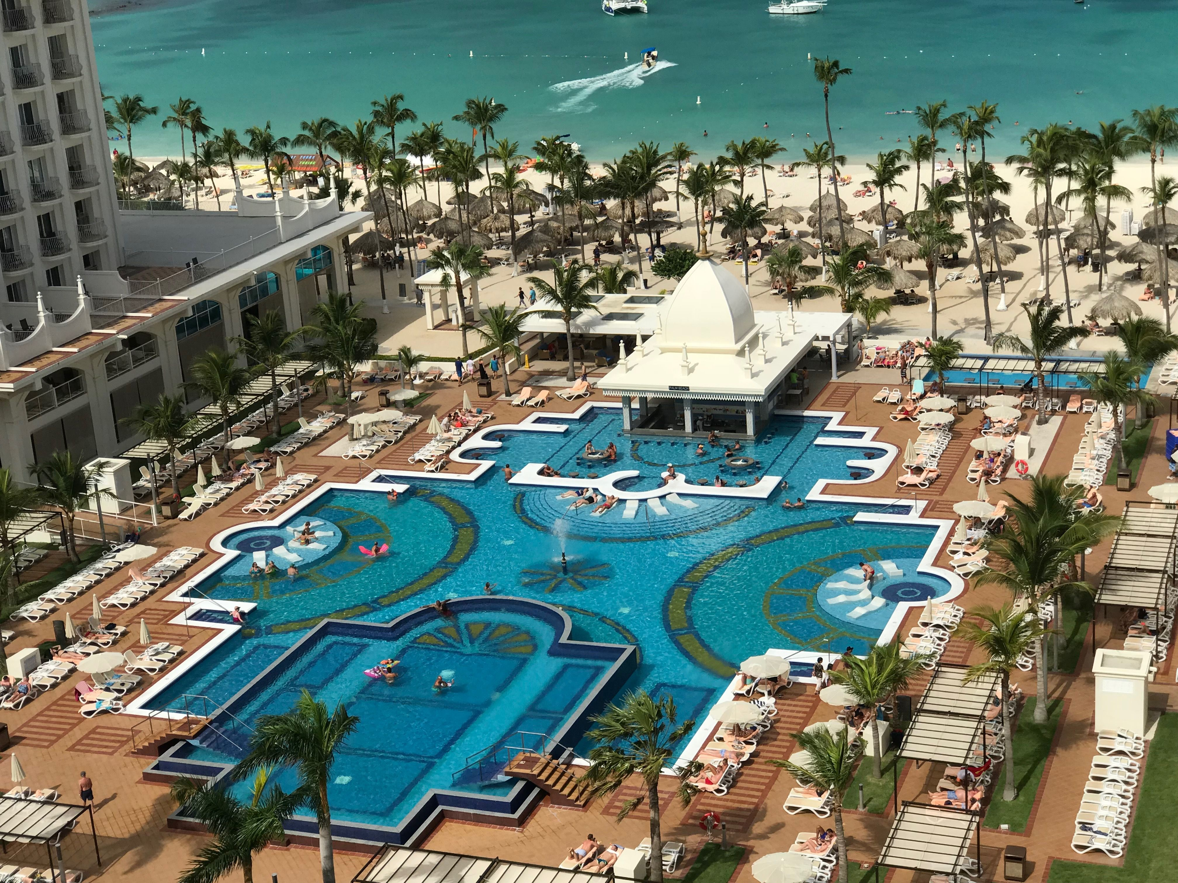 Riu Palace Aruba popular choice for destination