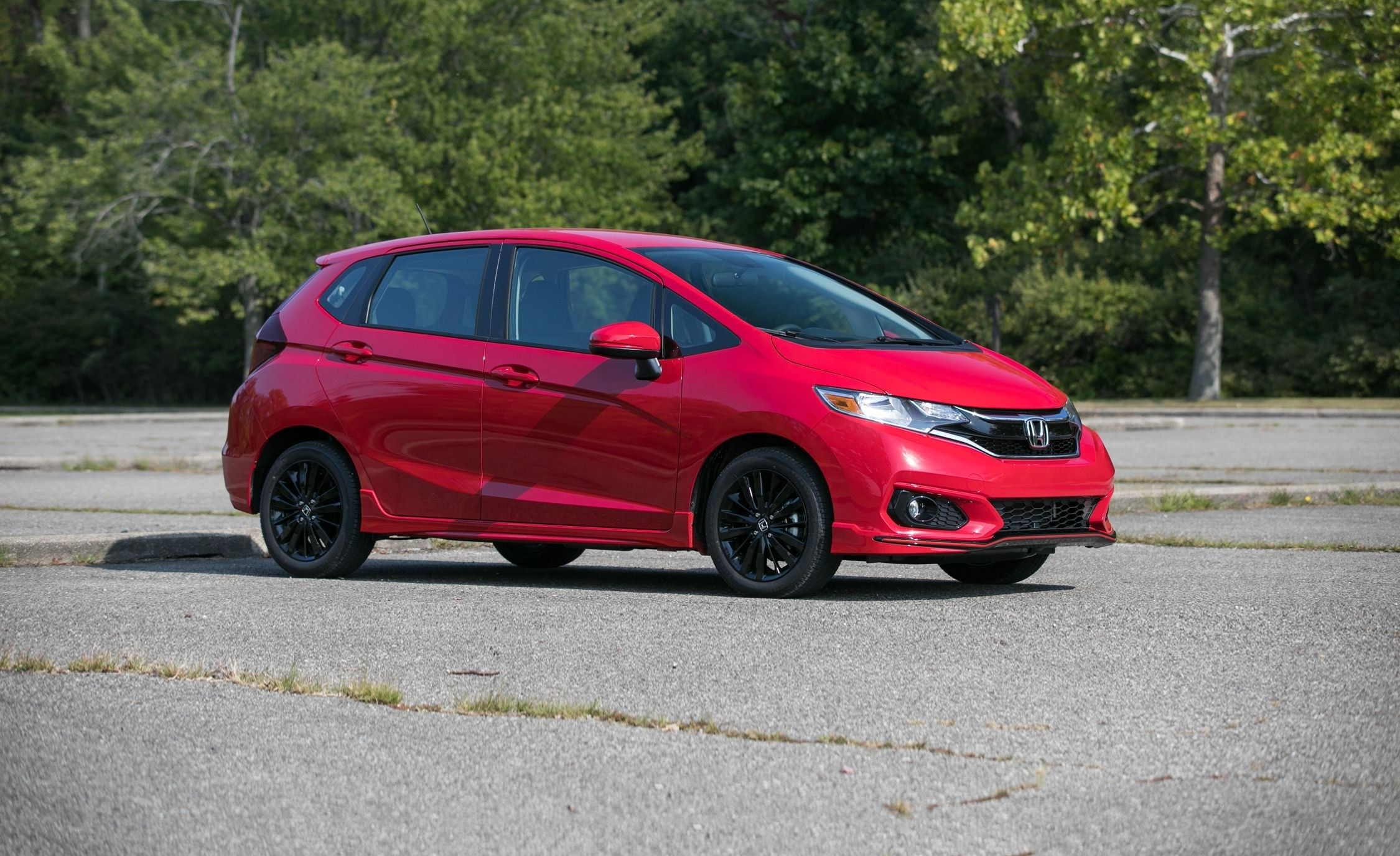 Price Of 2020 Honda Fit Lx
