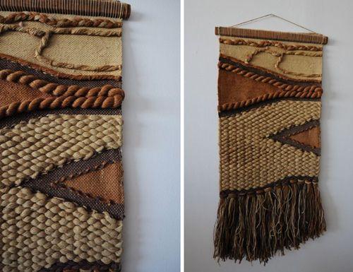 Woven Wall Hangings thriftscore02 500×385 pixels | weaving | pinterest | woven