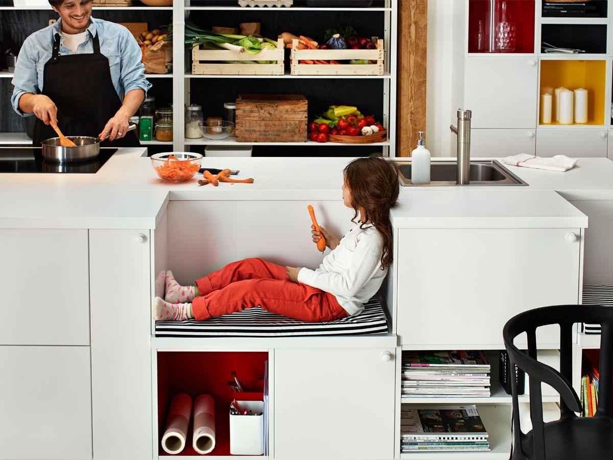 Australia Kid friendly kitchen design, Ikea kitchen