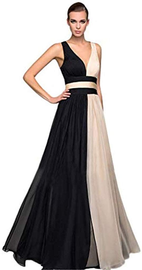 Transer- grown bridesmaid cross backless mesh patchwork formal evening party cocktail dresses #backlesscocktaildress