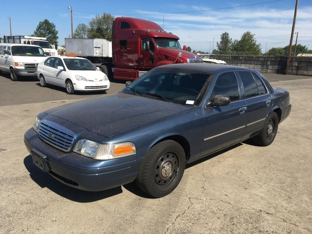 Find This 2010 Ford Crown Victoria Sedan At Public Auction In Portland Or It Features Power Windows Power Mirrors Power Locks Powe Sedan Cars Trucks Ford