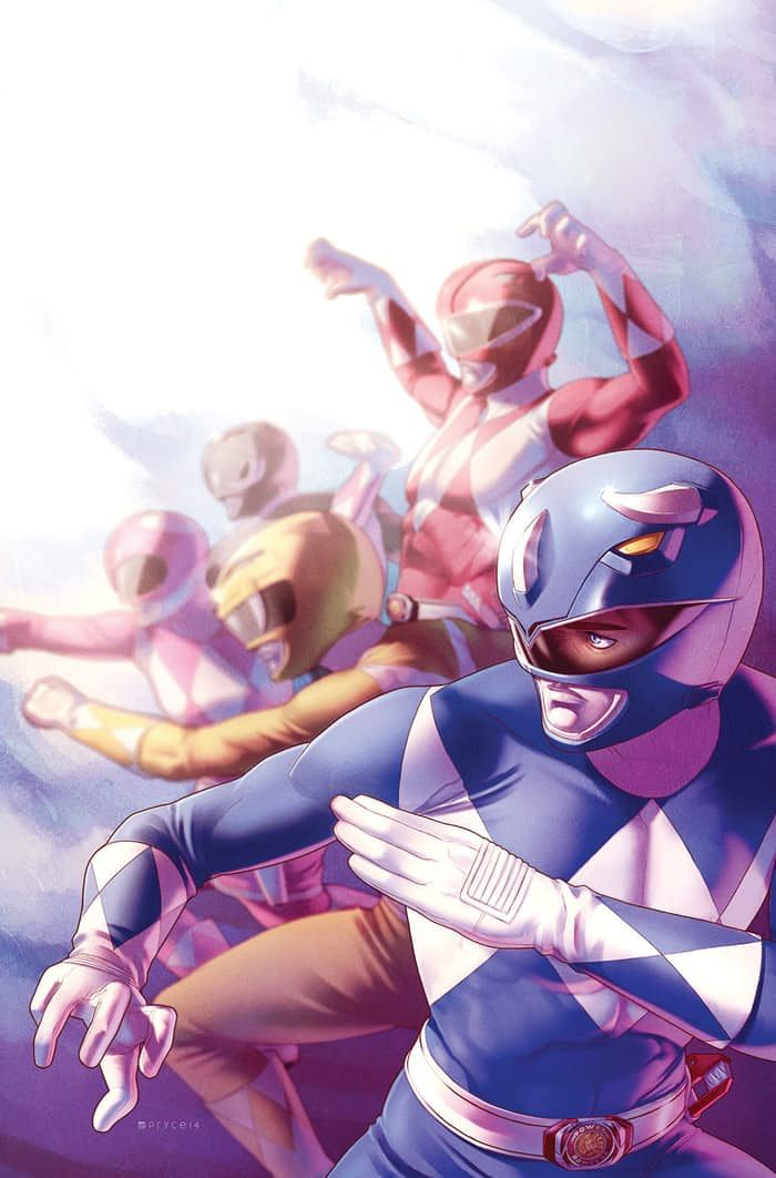 "Power Rangers NOW on Twitter: ""Blue Ranger covers for @BoomStudios #PowerRangers Comic: Issue 10! https://t.co/YIzCyXFetR https://t.co/CyCz1e9wOj"""