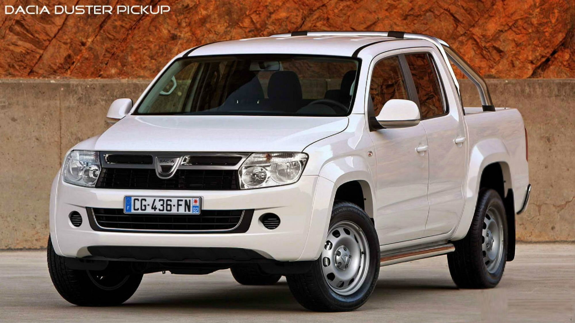 dacia duster pick up dacia duster renault oroch. Black Bedroom Furniture Sets. Home Design Ideas