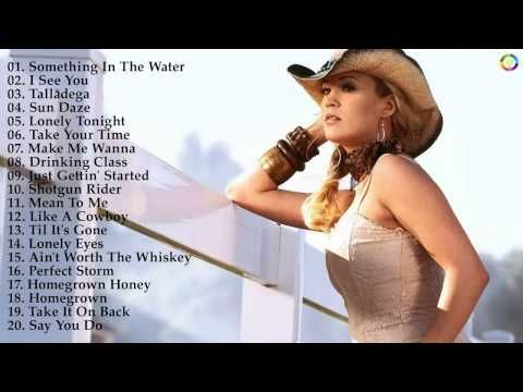 Female country song
