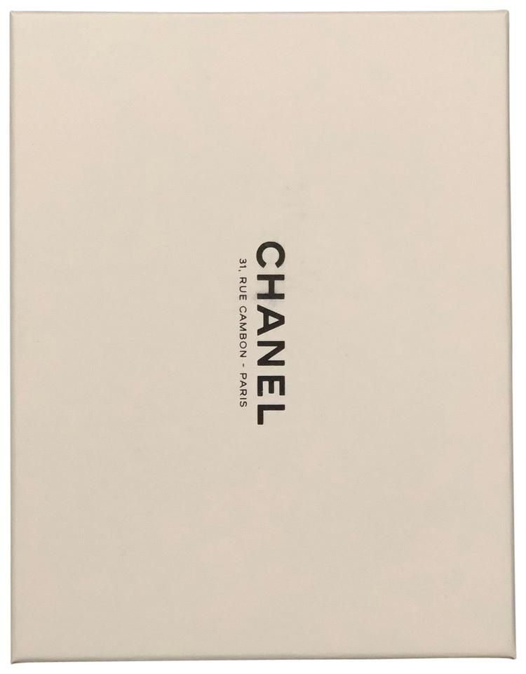 Chanel classic caviar card holder wallet chanel card
