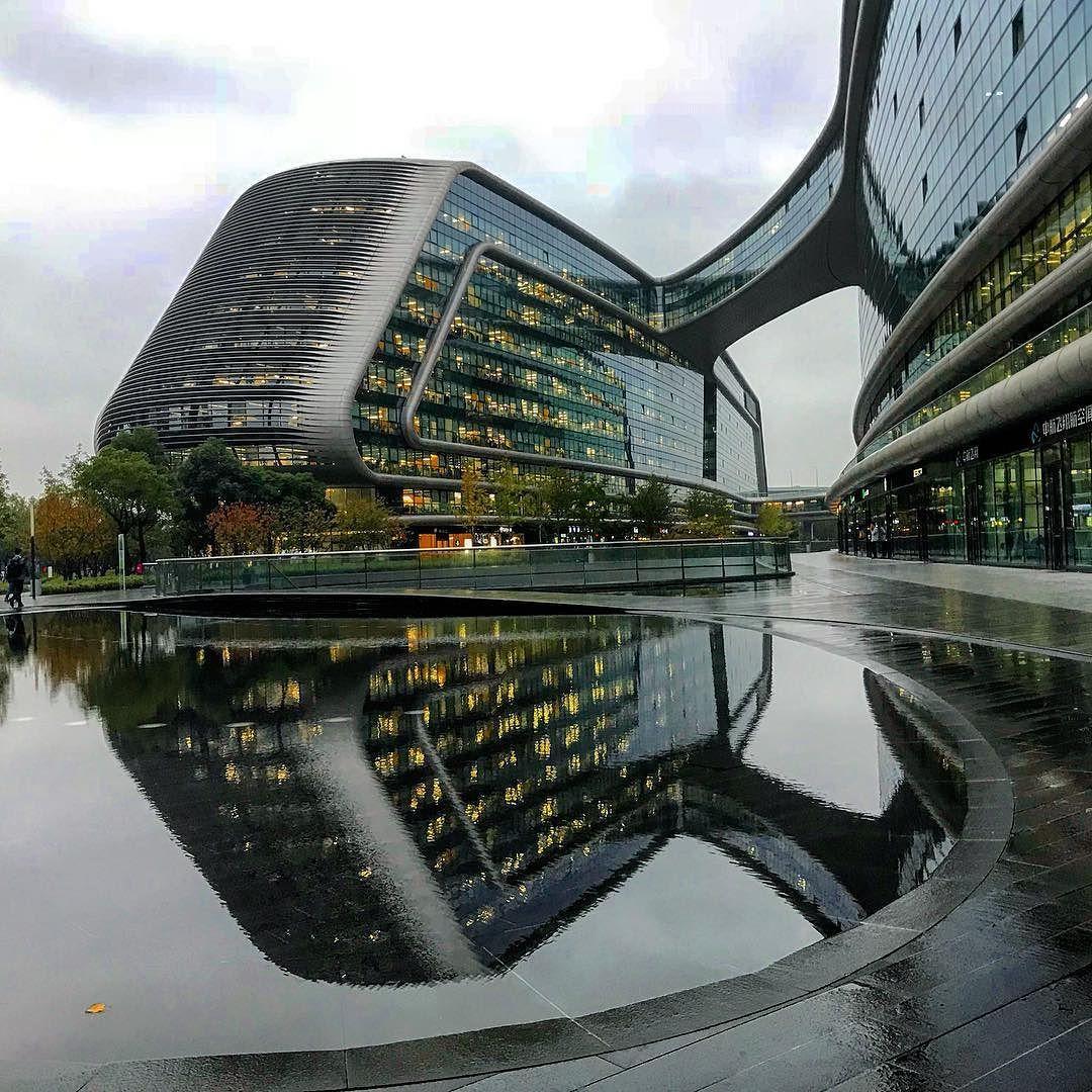 Zahahadid Architecture Design Travel Travelgram Traveling Travelphotography Shanghai