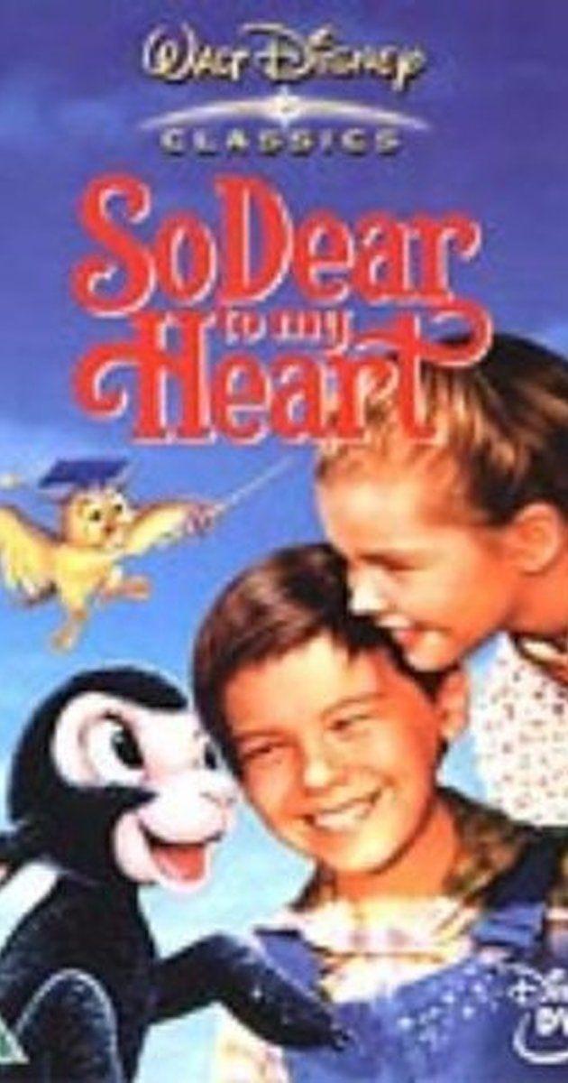So Dear to My Heart (1948) - IMDb | Disney Parade | Walt