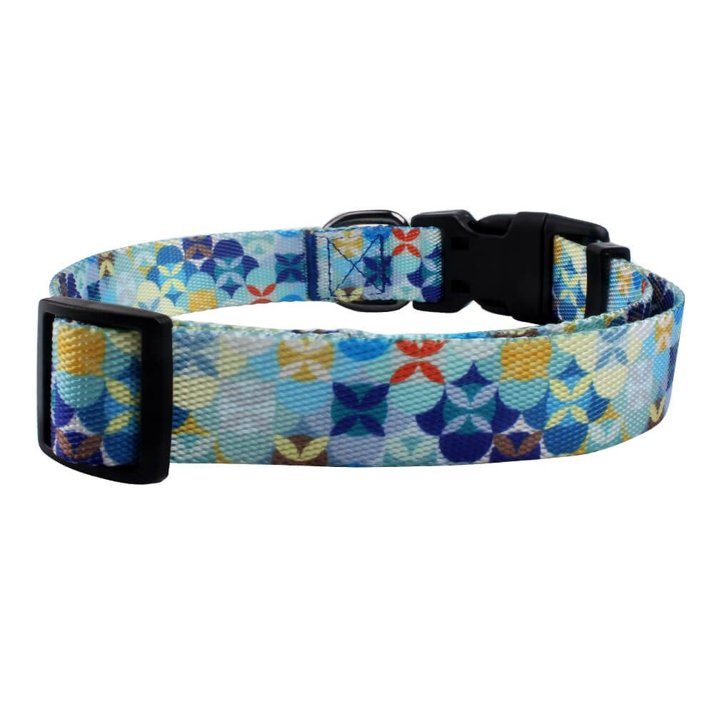 782f86abc62e Unique dog collars for sale. Medium polyester glossy. Designer dog collars  for dogs-QQPETS #uniquedogcollar #designerdogcollar #polyester #qqpets  #dogs # ...