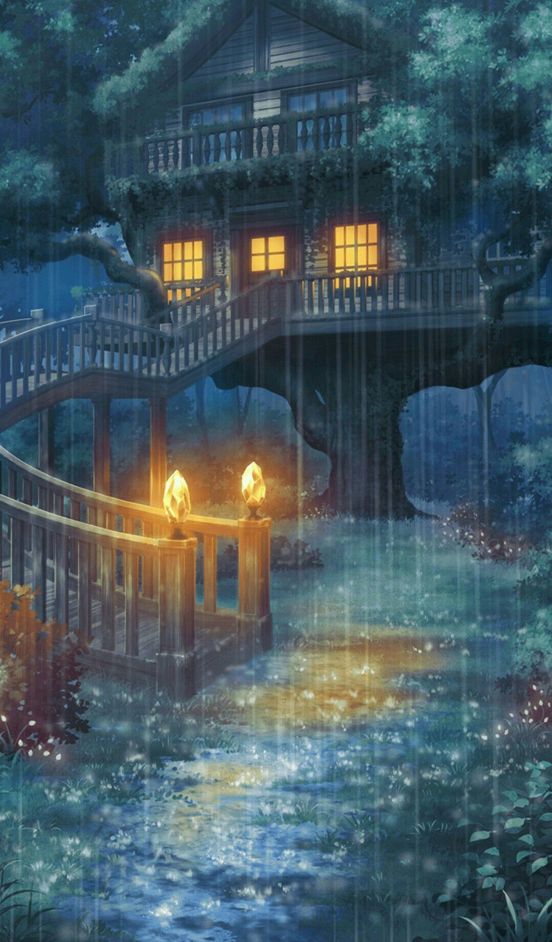 Pin By Alice On Ikemen Revolution Fantasy Art Landscapes Anime Places Anime Backgrounds Wallpapers