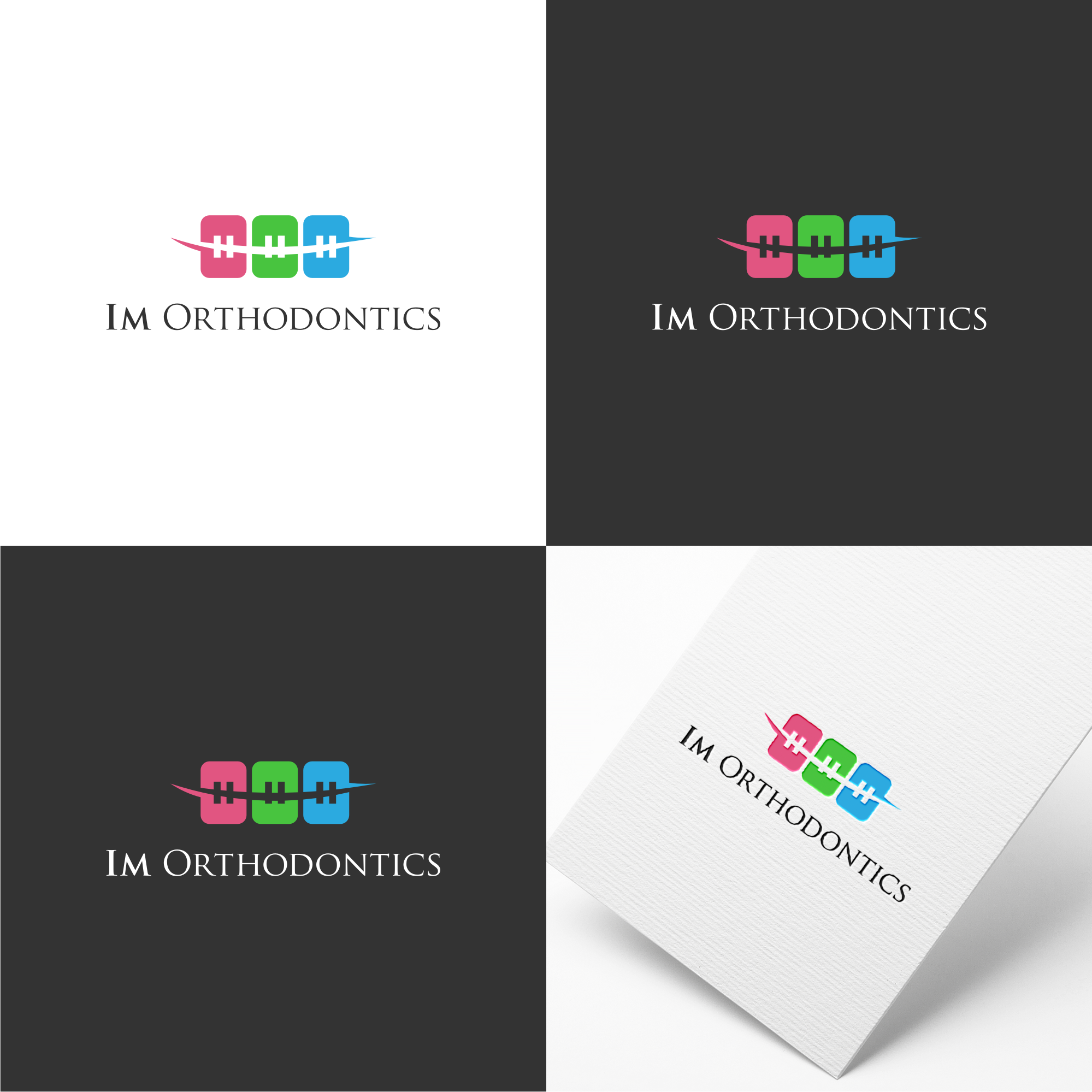 Orthodontics Logo Design Required By Im Orthodontics Ad Logo Sponsored Orthodontics Design Im Dental Logo Logo Design Logo Design Contest