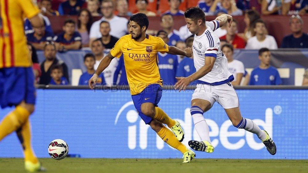 Chelsea FC - FC Barcelona (2-2) | FC Barcelona