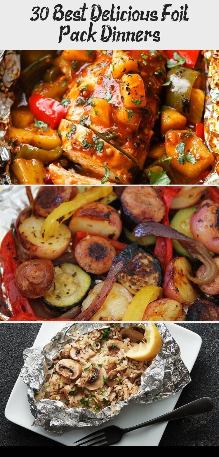Photo of Get dinner from oven to table quick and easy with these best delicious foil pack
