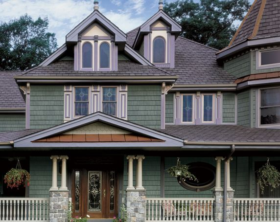 Certainteed Siding Photo Gallery House Exterior Exterior Design House Colors