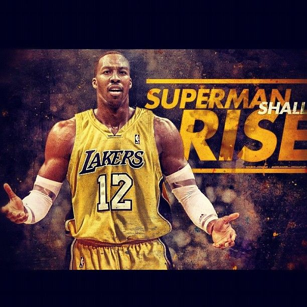 Report Howard Will Be Traded To Lakers Lakers Lakers Game Dwight Howard
