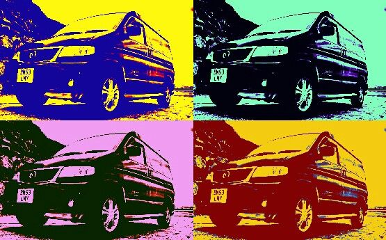 Mazda Bongo Specialist Garage Workshop Pinterest