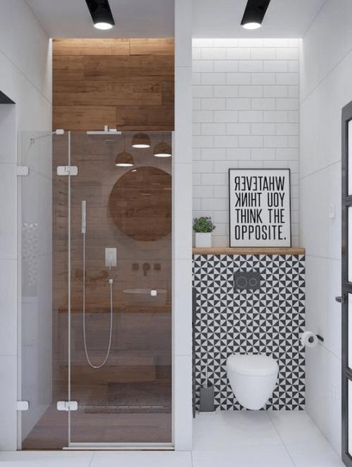 26 Beautiful Design Ideas For Small Bathroom