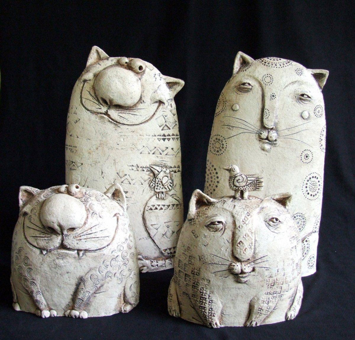 этом веселые коты керамика вредители глоксиний существуют
