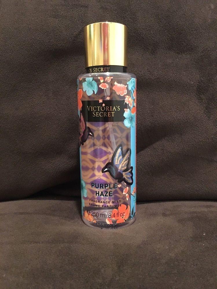 0ffd50a63168b NEW VICTORIAS SECRET Purple Haze Wild Ones Fragrance Mists ...