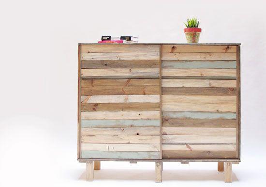 Las mejores ideas de decoración con muebles reciclados Las - muebles reciclados