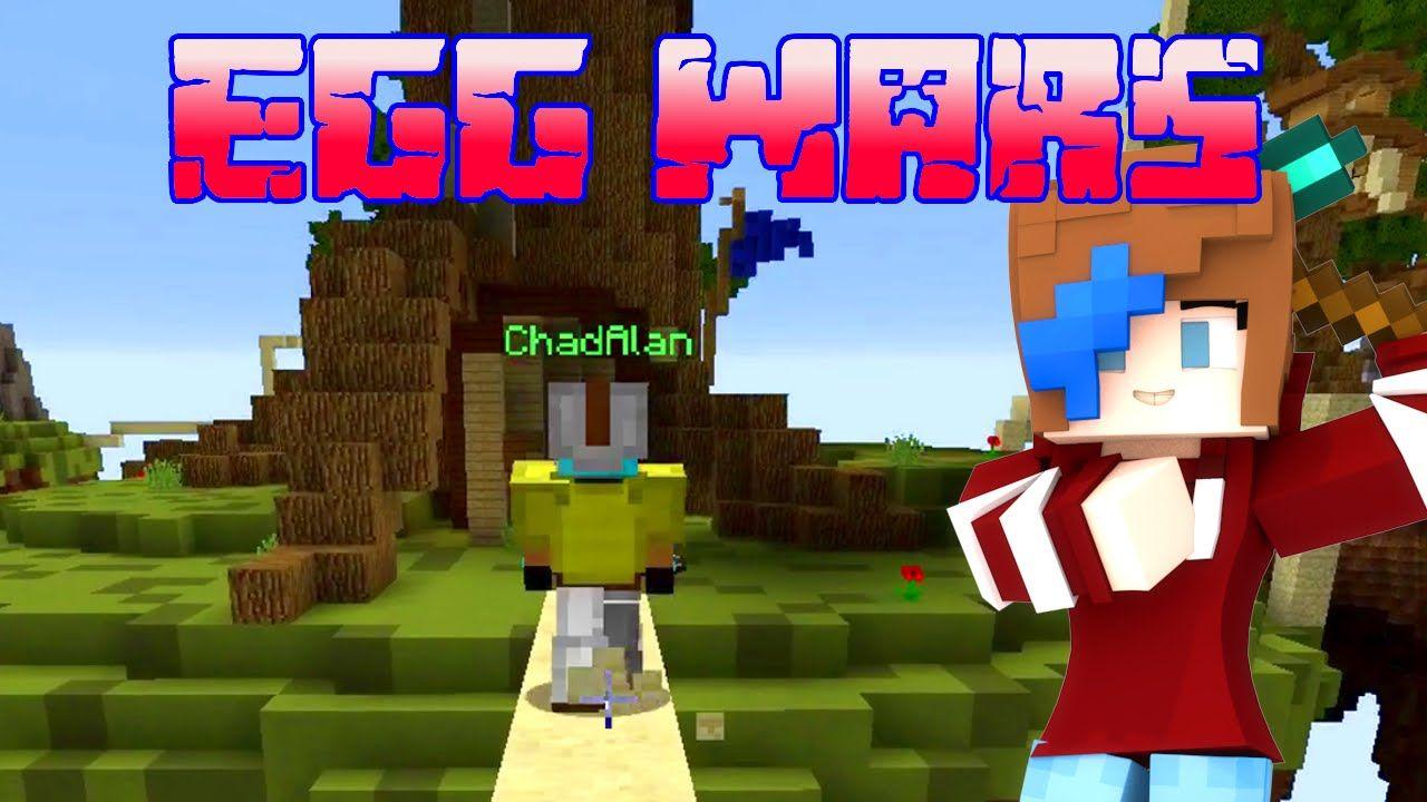Minecraft Monday Ep145 Egg Wars Radiojh Games Gamer Chad Gamer Chad Minecraft
