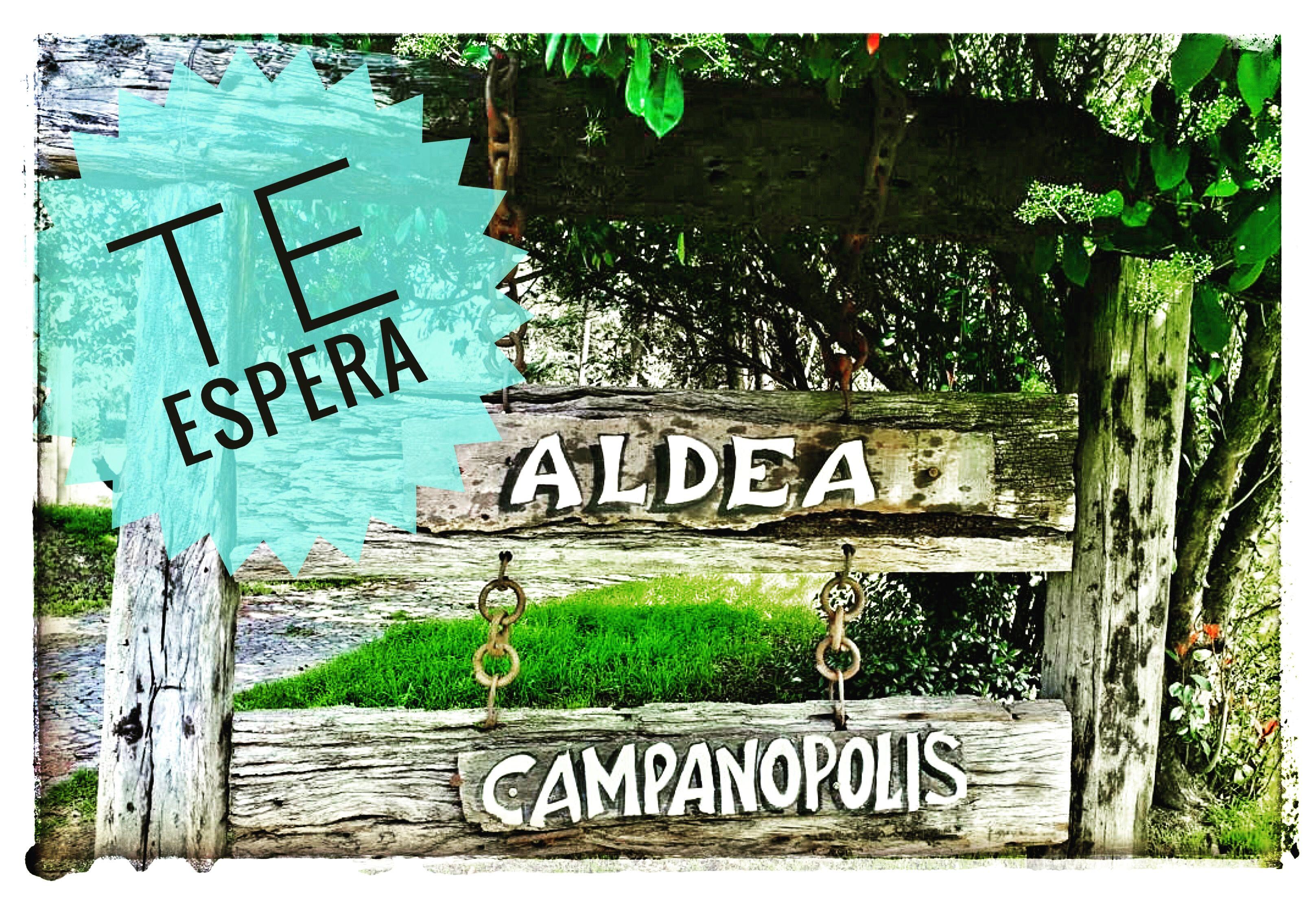 Visita nuestra Aldea www.campanopolis.com.ar