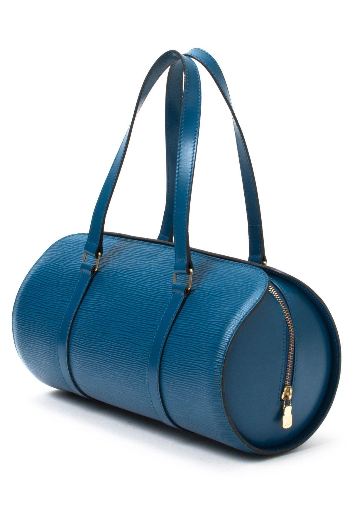 b3892b10299a Vintage Leather Soufflot Shoulder Bag | bags, backpacks...torbe ...