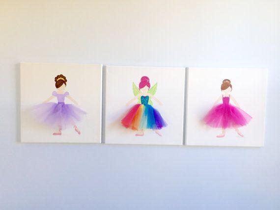 Articulos Similares A Rainbow Ballerina Canva Tutu Fairy Ballerina Art Ballerina Nursery Art Ballerina Girls Room Art Baby Shower Fairy Princess Ballerina Ballerina Nursery Art Girl Room Art Ballerina Wall Art