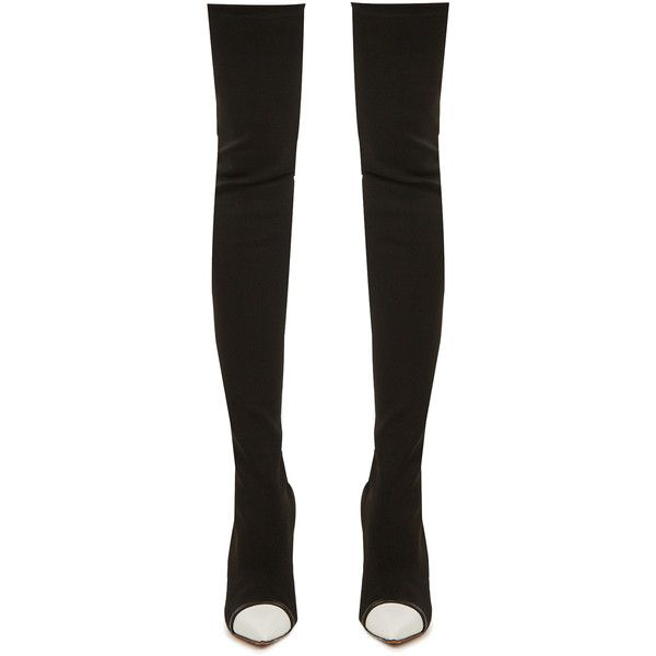 Knitted over-the-knee boots Givenchy UW8cdjb4
