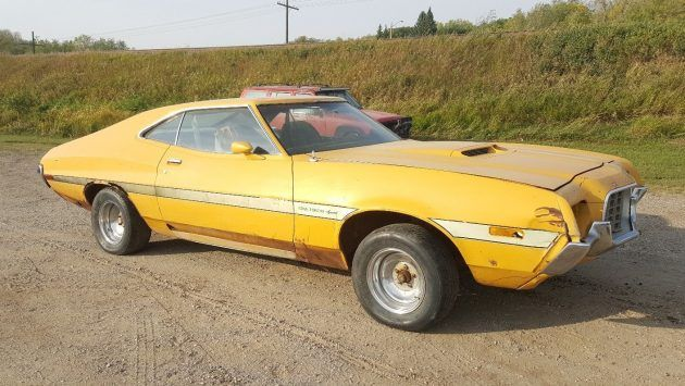 Big Small Block Project 1972 Ford Gran Torino With Images