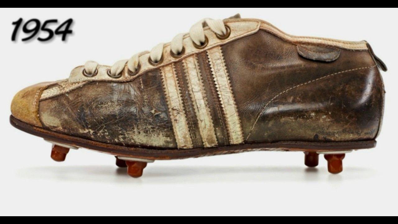 football boots evolution