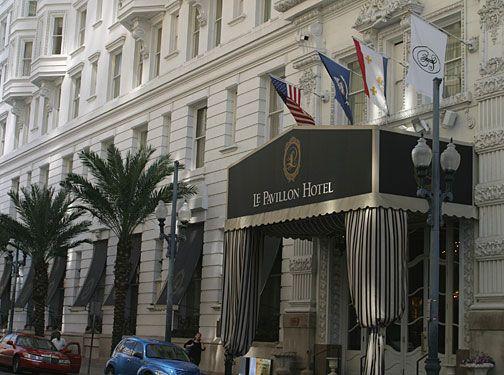 La Pavillon New Orleans Haunted