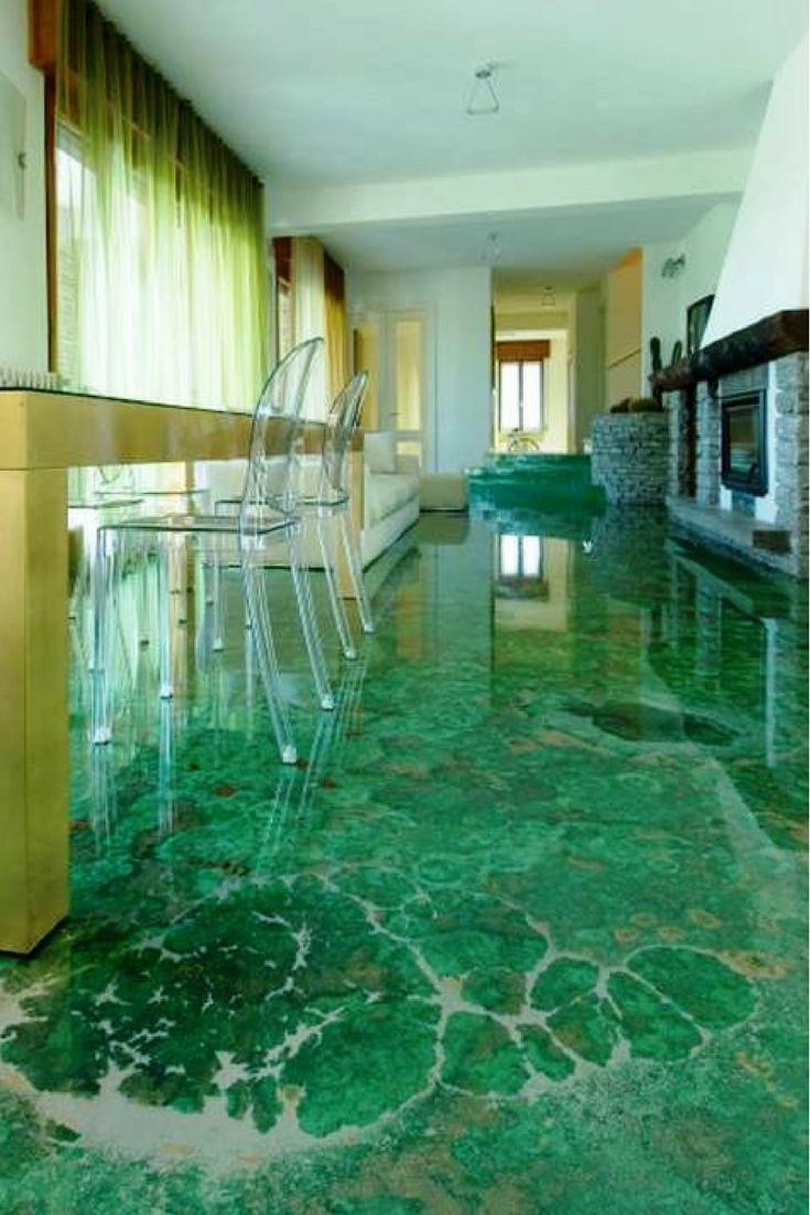 Decorative Concrete Floor: A Complete Maintenance Guide ...