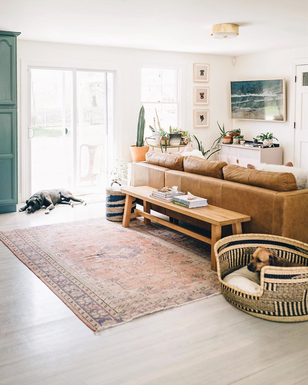 Beautiful Cozy Homes: At Home In The Cozy Ranch Via @jessannkirby