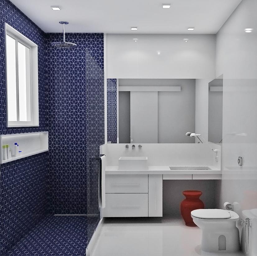 Banheiro Blue