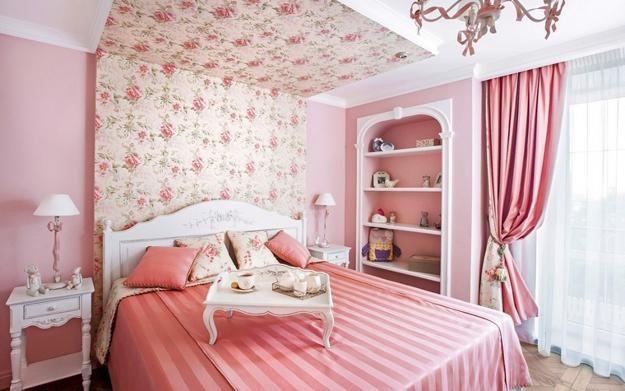 Stilvolle Tipps für romantische Schlafzimmer Dekoration und gutes ...