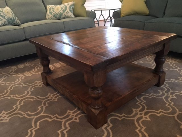 Fancy Legs Coffee Table Www Floydrustic Com Floydrustic Rustic
