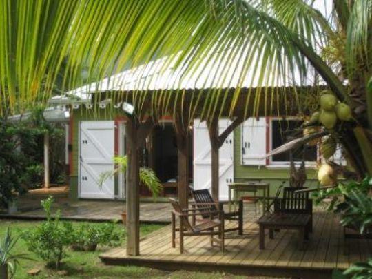 Villa martinique ref 2231 les extérieurs