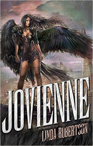Jovienne (Immanence, #1) by Linda Robertson - Released May 09, 2017 #fantasy #urbanfantasy