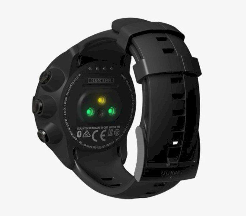 Suunto Spartan Sport Wrist HR Robust Multisport GPS Watch