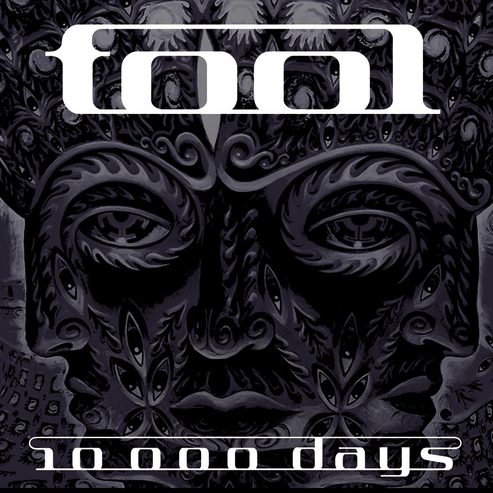 Tool 10 000 Days Metal Albums Album Covers Tool Band