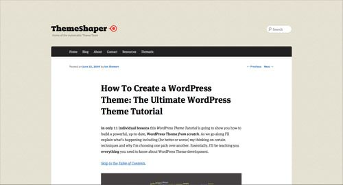 Building Custom WordPress Theme | web designer wall | Design