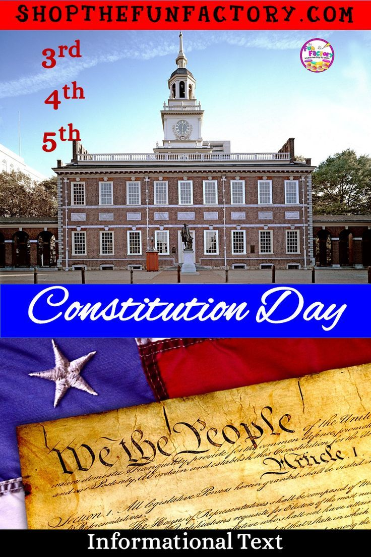 Constitution Day Activities, Sept. 17, Citizenship Day or 9-11, U.S. ...