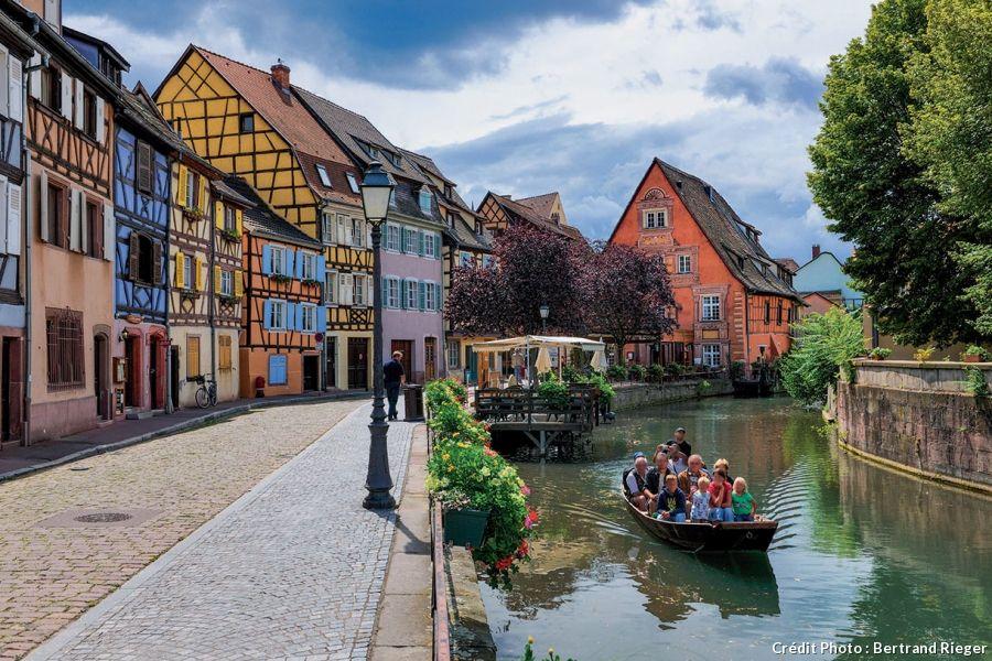 Photos villes du monde...Colmar : le berceau de Bartholdi - Frawsy