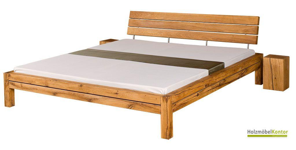 Design Holzbetten. bedroom furniture. | Betten aus Massivholz ...
