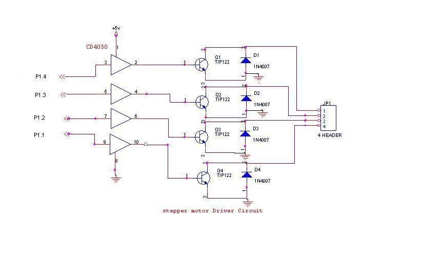 50 Servo Motor Driver Circuit Diagram Yn5j