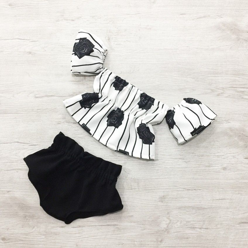 Little Miss Outfit Baby Girl Boutique Outfit Summer Outfits for Girls Baby Girl Spring Outfits Baby Girl Summer Outfit